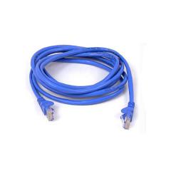 BELKIN-A3L980BT03MBLUS UTP Patch Snagless Cat6 RJ-45 Networking Cable - 3 Meter * Blue