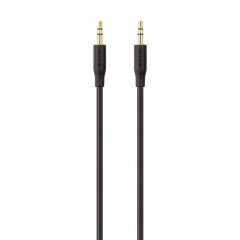 BELKIN-F3Y117BT2M Portable Audio Cable, 2 M - Black