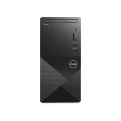 DELL PC W26818113THHS_V3888_BK_W Intel i5-10400/8GB DDR4, 2666MHz/HDD 1TB 7200RPM/Intel HD Graphics/WIN10 Home+Office H&S 2019/USB Keyboard+Mouse/Black 3Yrs.