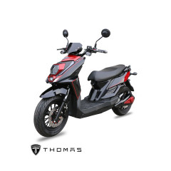 THOMAS DIAMOND BIKE RED MOTOR 2000W/BATTERY 72V 30AH/MAX SPEED 60-80KM per Charge/CHARGING TIME 2-3 HOURS/Litium Manganate/Warranty Motor3Yrs Battery2Yrs Electrical1Yr