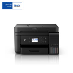 EPSON L6170 PRINTER  Wi-Fi Duplex All-in-One Ink Tank Printer with ADF 2YEAR