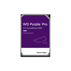 WD HARDDISK WD8001PURP PURPLE PRO 8TB 7200RPM 256MB FOR CCTV SATA6GB/S 3.5 5YEAR