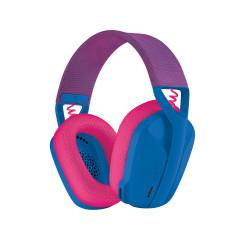 LOGITECH GAMING HEADSET G435 BLUE USB LIGHTSPEED/BLUETOOTH/PC/Mac/PlayStation4/PlayStation5/USB 2.0 2Yrs
