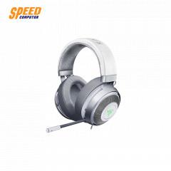 RAZER HEADSET KRAKEN 7.1 V2 USB MERCURY WHITE