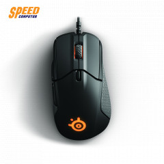 STEELSERIES MOUSE RIVAL 310 RGB OPTICAL SENSOR 12000 DPI 1YEAR