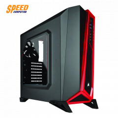 CASE CORSAIR  SPEC-ALPHA BLACK-RED