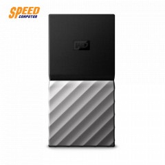 WESTERN WDBK3E5120PSL-WESN EXTERNAL.MY PASSPORT SSD 512GB.BLACK