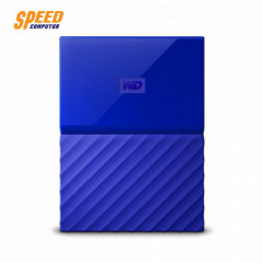 WESTERN WDBYFT0020BBL-WESN EXTERNAL 2.5  MY PASSPORT 2017 2 TB  BLUE  3 YEARS WARRANTY/SYNNEX