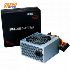 PLENTY POWER SUPPLY ATX530W+SATA 12F