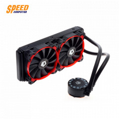 ID COOLING WATERCOOLING FROSTFLOW 240L LED RED