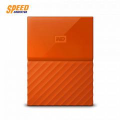 WESTERN WDBYFT0040BOR-WESN HDD EXTERNAL 2.5 MY PASSPORT 4TB ORANGE 3YEARS