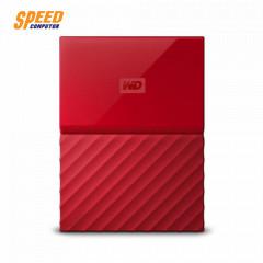 WESTERN WDBYNN0010BRD-WESN EXTERNAL 2.5 MY PASSPORT 2017 1 TB  RED 3 YEARS WARRANTY/SYNNEX