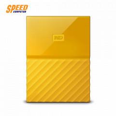 WESTERN WDBYNN0010BYL-WESN EXTERNAL 2.5 MY PASSPORT 2017 1 TB  YELLOW  3 YEARS WARRANTY/SYNNEX