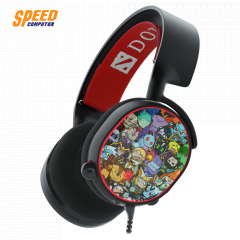STEELSERIES HEADSET ARCTIS 5 DOTA 7.1 SURROUND PRISM RGB JACK 3.5MM.& USB MAC/PC/PS