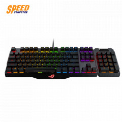 ASUS GAMING KEYBOARD ROG CLAYMORE CORE RGB RED SW MECHANICAL