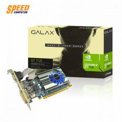VGA GALAX GT710 2GB DDR3 64 BIT  HDMI ,DVI ,VGA 3Y