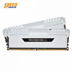CORSAIR RAM PC 16GB (8*2) DDR4 BUS3000 VENGEANCE RGB WHITE