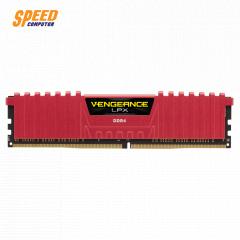 CORSAIR RAM PC VENGEANCE LPX PC DDR4 16GB (2x8GB) 3000MHz RED