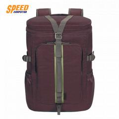 TARGUS TSB90603 70 BAG 14 Seoul Backpack (Plum)