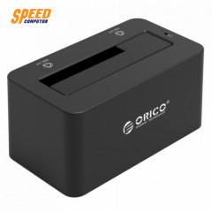 ORICO 6619 US3 DOCKING 1BAY USB3.0 /2Y BN BACK-N