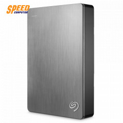 SEAGATE STDR5000301 External 2.5 BACKUP PLUS PORTABEL SIVER 5.0TB USB3.0 สีเงิน /3 ปี