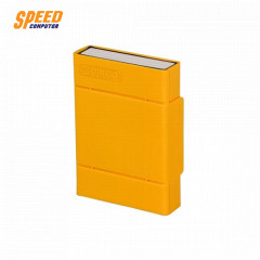 ORICO PHP 35 YELLOW HARDDISK BOX 3.5 HDD Protection BOX Support 3.5 hard disk drives YELLOW