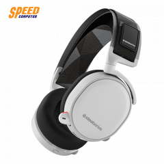 STEELSERIES HEADSET ARCTIS 7 WHITE 7.1 DTS WIRELESS 2.4 GHZ USB MAC/PC/XBOX/PS/MOBIEL/VR