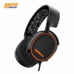 STEELSERIES HEADSET ARCTIS 5 BLACK 7.1 SURROUND PRISM RGB JACK 3.5MM.& USB MAC/PC/XBOX/PS/MOBIEL/VR