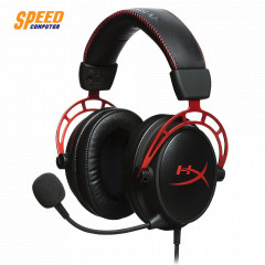 HYPERX GAMING HEADSET CLOUD ALPHA RED STEREO JACK 3.5 MM.