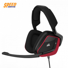 CORSAIR GAMING HEADSET VOID PRO 7.1 SURROUND JACK 3.5MM. & USB RED