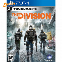 PS4-G TOM CLANCY,S THE DIVISION (R3)(EN)