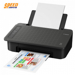 CANON PRINTER  PIXMA TS 307 Print Speed ขาวดำ 7.7 / สี 4.0 (แผ่น/นาที) Resolution สูงสุด 4800 x 1200 dpi การเชื่อมต่อ Hi-Speed USB 2.0 / WiFi