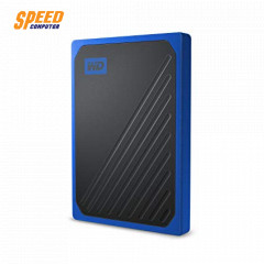 WESTERN WDBMCG5000ABT-WESN HDD EXTERNAL BLACK-BLUE GO PORTABLE SSD 500 USB 3.0 SPEED 400MB/S 3YEARS