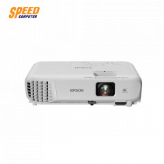 Epson EB-X05 Projector ความสว่าง(ANSI Lumens) 3,300 ความละเอียด(พิกเซล)1024x768(XGA) Contrast 15,000:1 การรับประกัน ตัวเครื่อง 2 ปี หลอดภาพ 1 ปี หรือ 1,000 ชม.