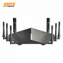 D-LINK DIR-895L Wireless AC5300 Triband Gigabit Cloud Router (1,000 Mbps in 2.4GHz + 2,166 Mbps in 5GHz + 2,166 Mbps in 5GHz)