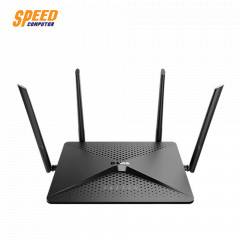 D-LINK DIR-882 EXO AC2600 MU-MIMO Wi-Fi Router Dual Band Wi-Fi Performance Up to 800+1733 Mbps in 2.4 GHz and 5 GHz