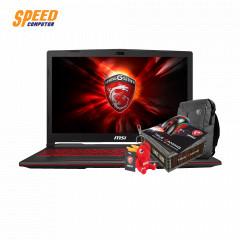 MSI GL63 8SE-469TH NOTEBOOK I7-8750H/RAM 8GB DDR4 2666/512GB NVMe PCIe SSD/15.6 FHD 120Hz/RTX 2060 ,GDDR6 6GB/ Win 10 HOME